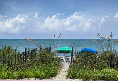 Photograph - Umbrella Heaven by Kathy Baccari