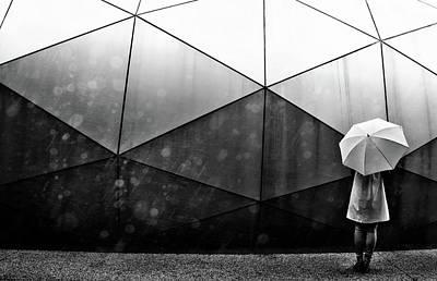 Umbrella Wall Art - Photograph - Umbrella by Keisuke Ikeda @