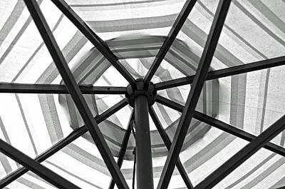 Photograph - Umbrella Shade by Tikvah's Hope