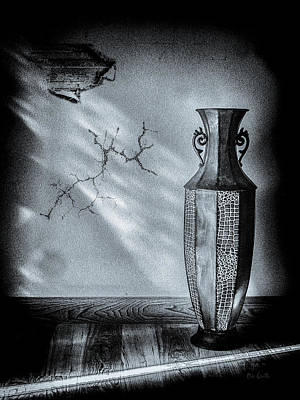 Photograph - Umbrella Stand by Bob Orsillo