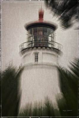 Photograph - Umpqua Light Fantasy by Mick Anderson