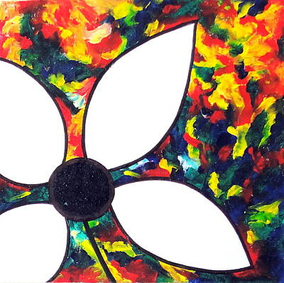 Painting - Un by Tanya Anurag