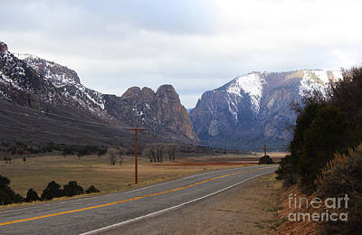 Photograph - Unaweep Tabeguache Scenic Byway by Kate Avery