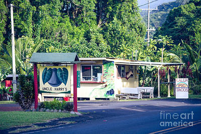 Photograph - Uncle Harry's Wailua Maui Hawaii by Sharon Mau