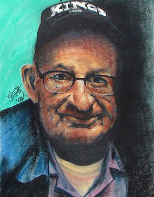 Uncle Lee Art Print