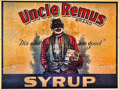 Photograph - Uncle Remus  by Lee Dos Santos