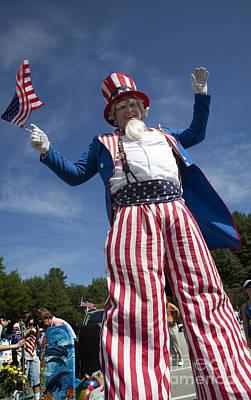 Photograph - Uncle Sam by Jim West