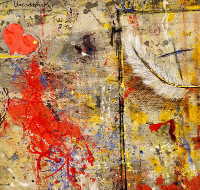 Painting - Unconditional  by Giorgio Tuscani