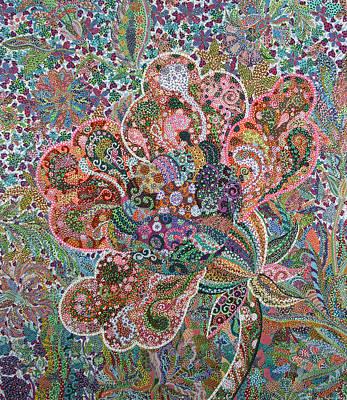 Painting - Undaunted by Erika Pochybova