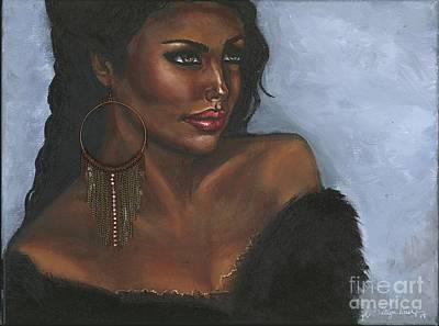 Painting - Undeniable by Alga Washington