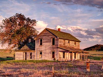 Photograph - Under A Nebraska Sky by HW Kateley