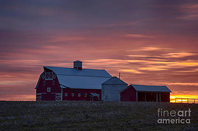 Photograph - Under Colorful Skies by Idaho Scenic Images Linda Lantzy