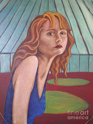 Painting - Under The Big Top by Brenda Kato