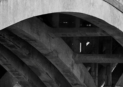 Photograph - Under The Bridge by Michael Friedman