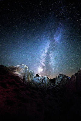 Photograph - Under The Milky Way by Anh Nguyen