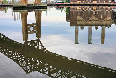 Photograph - Under The Pulaski  by JC Findley
