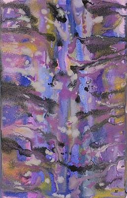 Painting - Under The Sea Abstract by Barbara St Jean