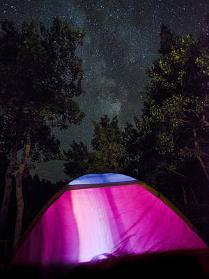 Photograph - Under The Stars by Greg Nyquist