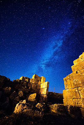 Photograph - Under The Stars by Okan YILMAZ