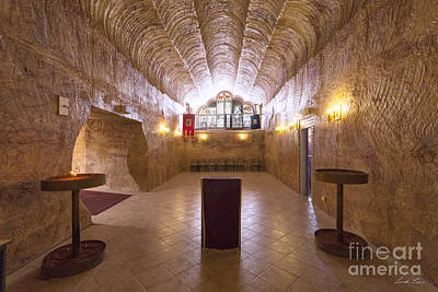 Photograph - Underground Church by Linda Lees