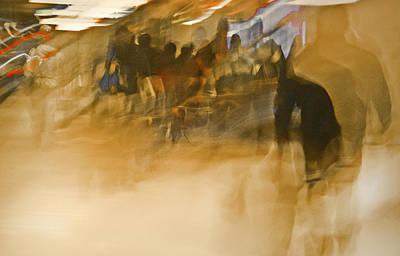Photograph - Underground Reveries by Valerie Rosen
