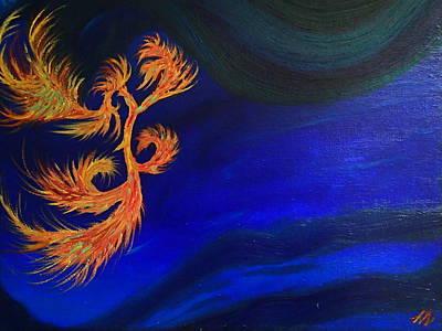 Undersea 1 Art Print by Robert Nickologianis
