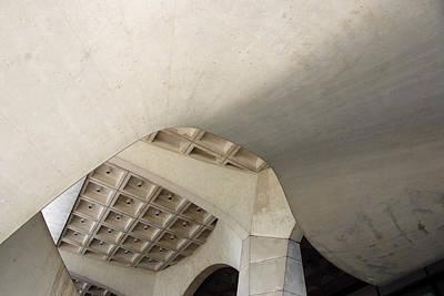 Photograph - Underside by John Schneider