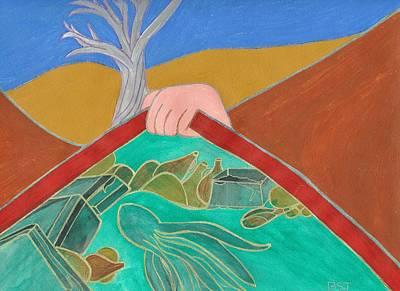 Painting - Underwater Treasure by Barbara St Jean