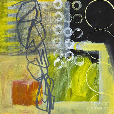 Grid Mixed Media - Undetermined by Elena Nosyreva