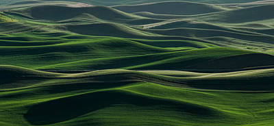 Photograph - Undulations by Don Schwartz