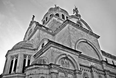 Photograph - Unesco World Heritage Site In Sibenik by Brch Photography