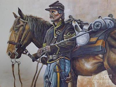 Union Cavalry Original