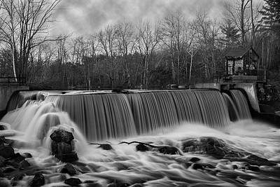 Photograph - Union Dam by Thomas Lavoie