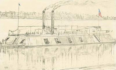 Union Gunboat Original