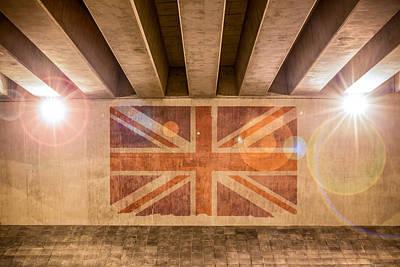 Photograph - Union Jack by Semmick Photo