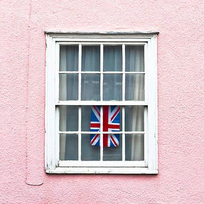Photograph - Union Jack by Tom Gowanlock