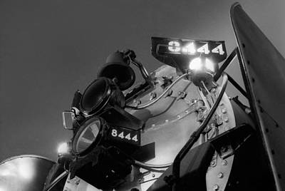 Photograph - Union Pacific B 8444  by Henri Bersoux