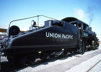 Photograph - Union Pacific by Robert  Rodvik