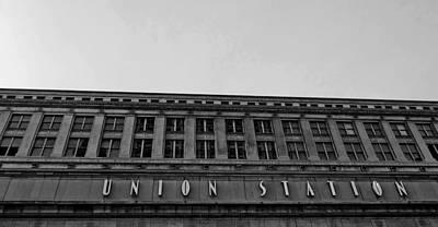 Photograph - Union Station by David Bearden