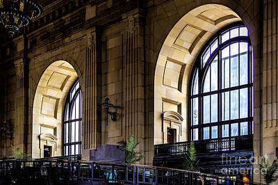 Photograph - Union Station by Jon Burch Photography
