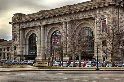 Photograph - Union Station by Sennie Pierson