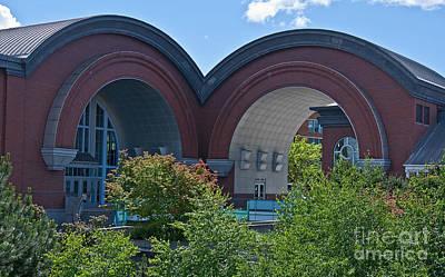 Photograph - Union Station Tacoma Wa by Valerie Garner