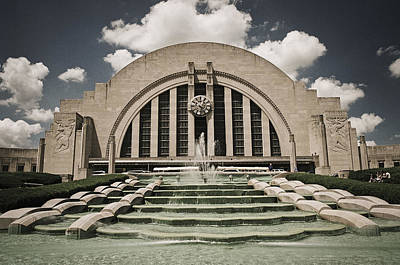 Photograph - Union Terminal 3 by Scott Meyer