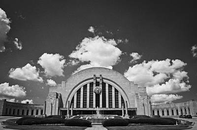 Photograph - Union Terminal 5 by Scott Meyer