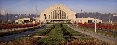 Photograph - Union Terminal by Scott Meyer