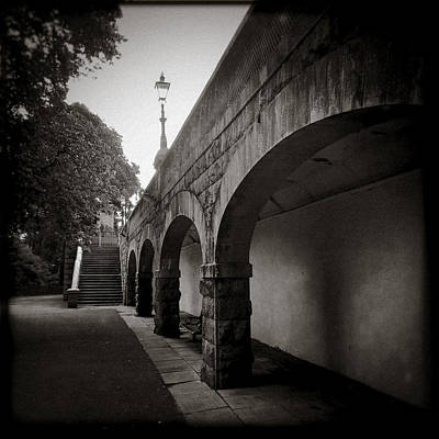 Pleasure Photograph - Union Terrace Gardens by Dave Bowman
