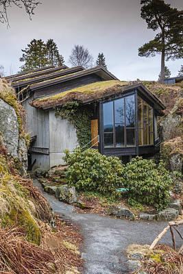Photograph - Unique Buildings by Susan Leonard