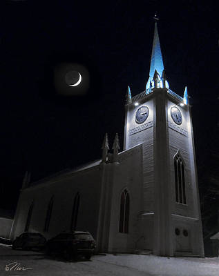 Photograph - United Congregational Church In Orford Nh by Nancy Griswold