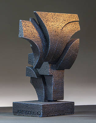 Sculpture - United Front  by Richard Arfsten