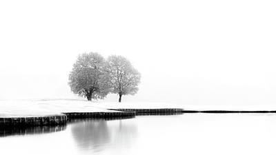 Duo Photograph - United by Marc Huybrighs